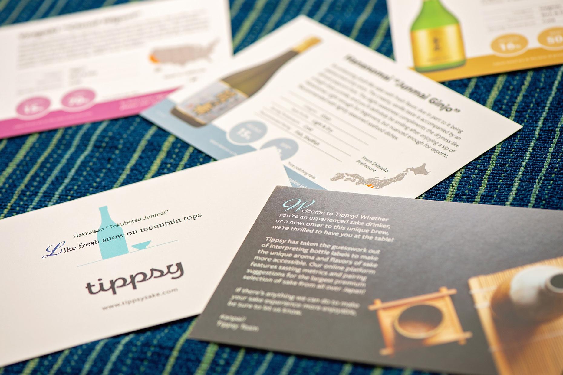 Tippsy カード