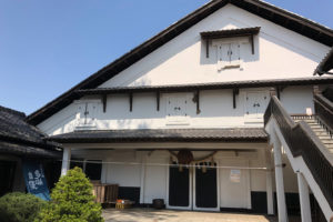 石川酒造(多満自慢)本蔵外観