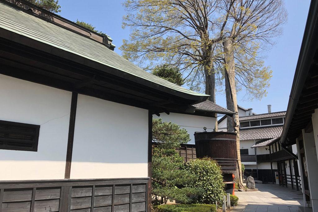 石川酒造(多満自慢)
