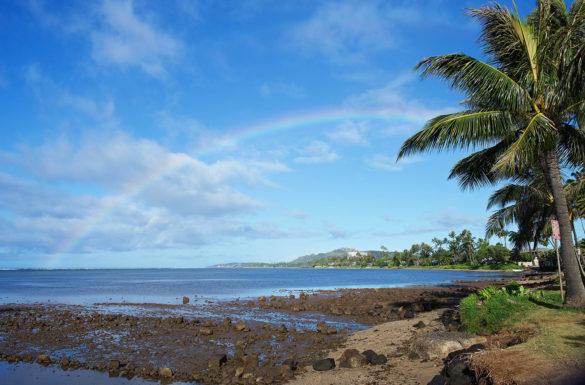 ワイルペの虹