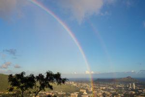 マーノアの虹