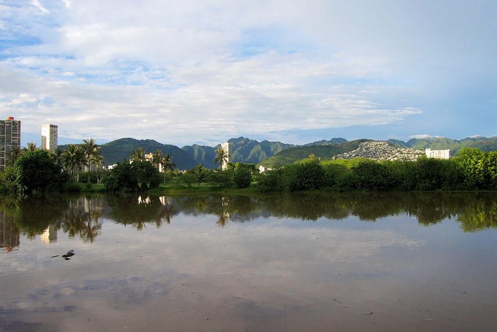 アラワイ運河