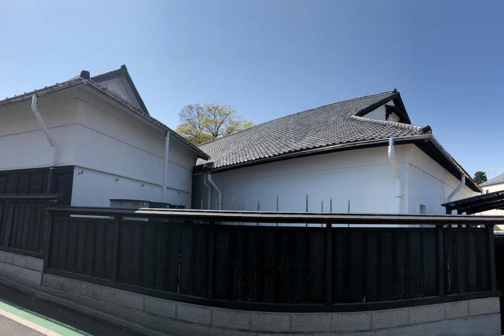 石川酒造(多満自慢)外観